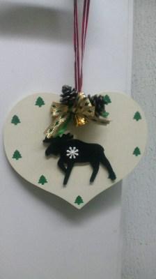 スエーデンのクリスマスプレート