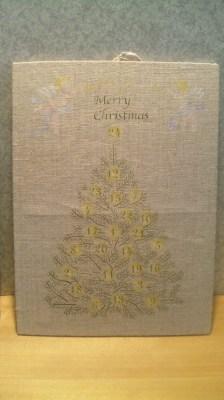 クリスマスアドベント